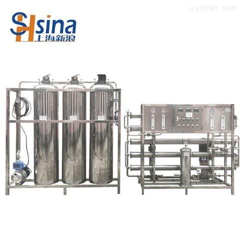 SH-LRO 清洗机配套反渗透纯水系统