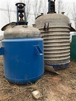 耀輝二手5噸不銹鋼電加熱反應釜