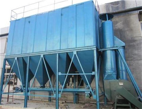 旋风除尘器结构体积小,结构简单