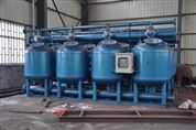 原水DN400浅层砂过滤器使用