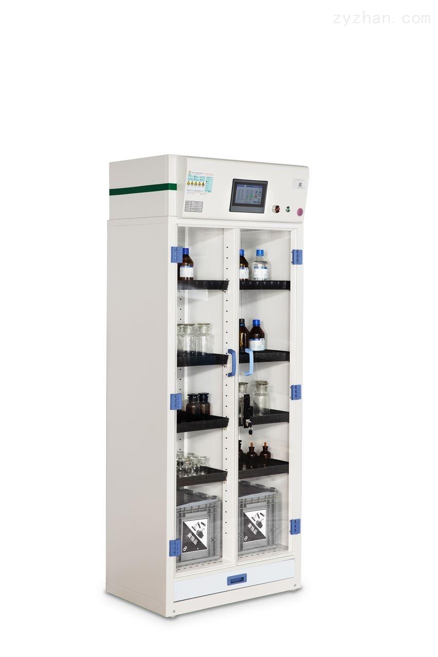 重庆实验室无管道净气型储药柜BC-G800