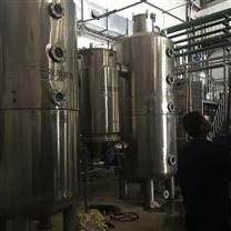 2吨3效不锈钢降膜蒸发器