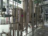二手耀辉薄膜蒸发器2吨3效