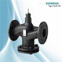 西門子電動控制閥VVF53.50-40K蒸汽溫控閥