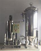 烛式硅藻土滤饼层过滤器
