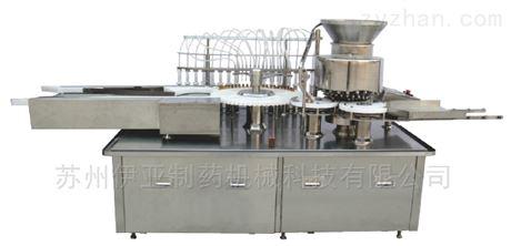 10-20ml口服液灌装轧盖机特点