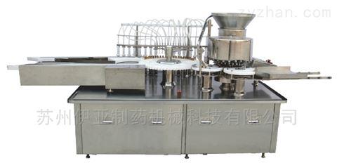 10-20ml口服液灌裝軋蓋機特點