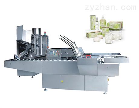 自动灌装装盒生产线 GF400-ZHJ80