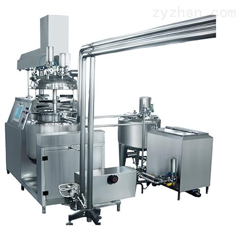 100L栓剂乳化机设备