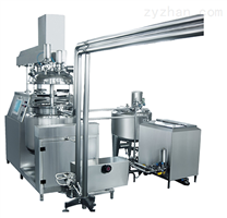 100L栓劑乳化機設備