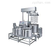 GDZRJ(750-2000)制药真空乳化机