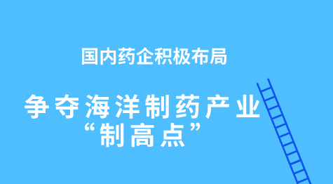 """国内药企积极布局 争夺海洋制药产业""""制高点"""""""