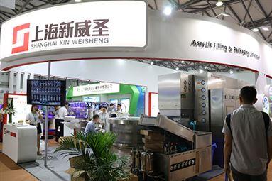 上海新威圣抓住制药设备新商机