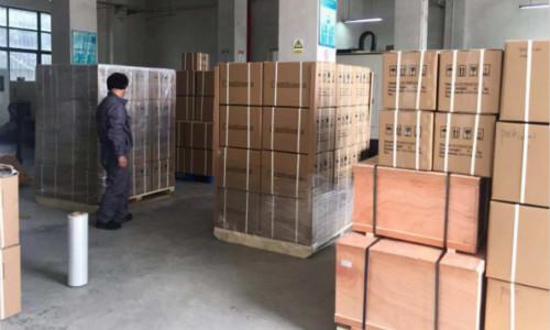 卢湘仪产品逐步走向世界,出口墨西哥、加拿大等国