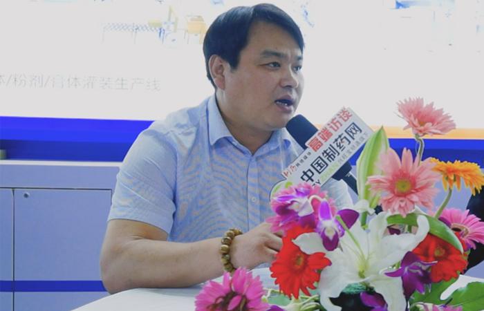 专访上海霄腾机电设备有限公司总经理郑国彬