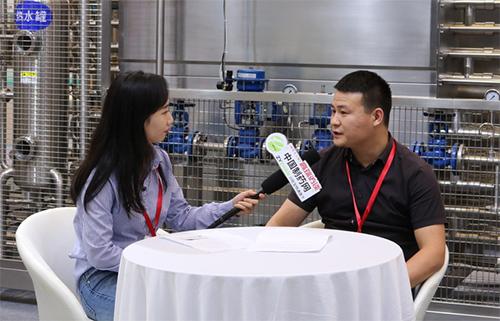 专访上海本优发酵制药事业部区域总监胡东风