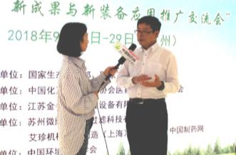 访北京日新教授级高级工程师张庆武