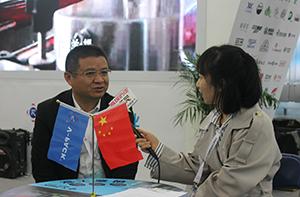 专访广州锐嘉产业总司理洪军