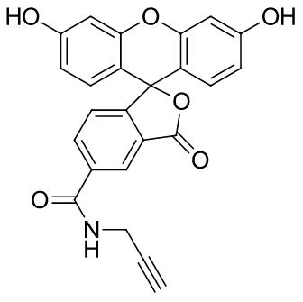 5-FAM alkyne,510758-19-7,FITC-alkyne