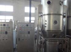 沸腾制粒机