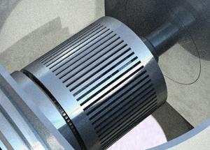 「气流粉碎机」气流粉碎机的粉碎原理决定了该机产品纯度高