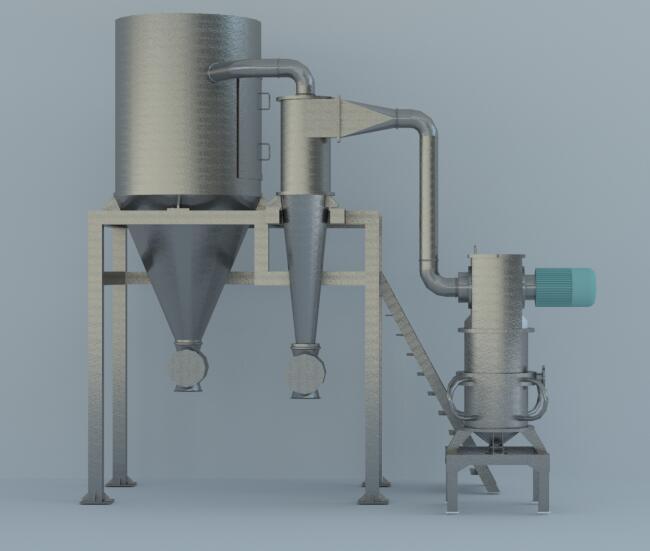 「超微粉碎机」超细粉碎设备类型及其应用领域